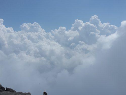 Le nubi, come si formano?