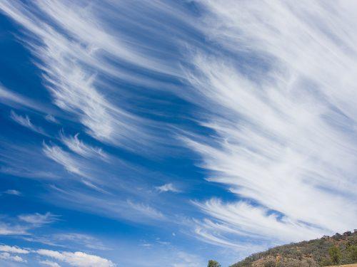 Le nubi alte